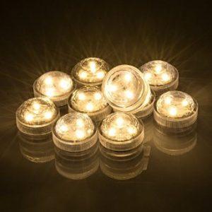 Varm Hvit LED